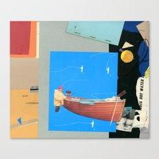 Aquatic Huntsman Canvas Print