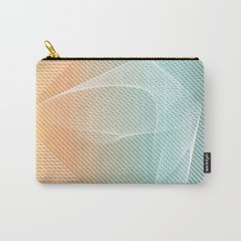 Ghostly Projections Carry-All Pouch
