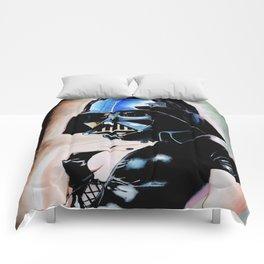 Darth Girl Comforters