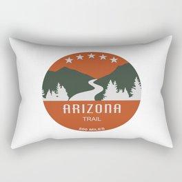 Arizona Trail Rectangular Pillow