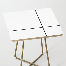 Intersection Side Table