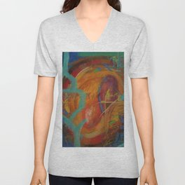 Snug and Loved Unisex V-Neck