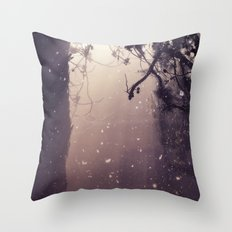 Untouchable Throw Pillow