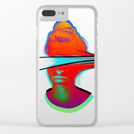 Be Fluid Clear iPhone Case