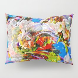 Abstract Perfection 14  Spring Pillow Sham