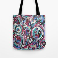 maps Tote Bags featuring Maps by Mary Gaspar