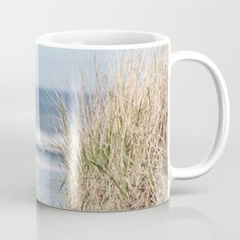 The Beach Beckons    Path To Ocean Shore Coffee Mug