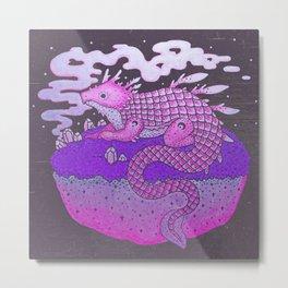 Fairy Dragon Metal Print