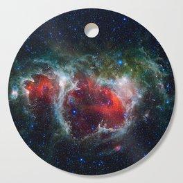 Soul Nebula Cutting Board