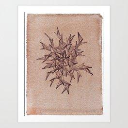 burst (Thorn series #2) Art Print