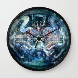 Crytalinne Equilibrium Wall Clock
