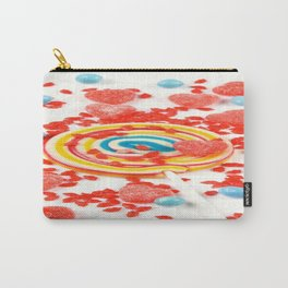 Pastel Candy Carry-All Pouch