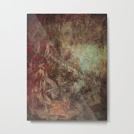 Parable of the Cave Metal Print