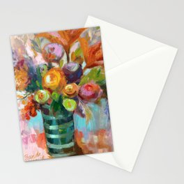 Bloom Fresh Stationery Cards