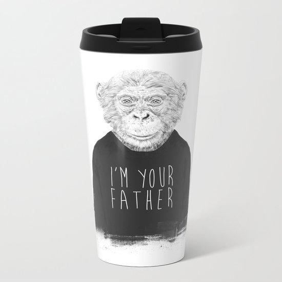 I'm your father Metal Travel Mug