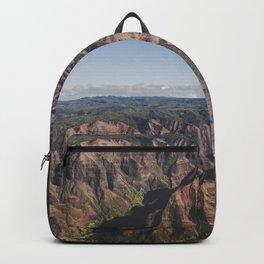 Mountain Valley Canyon - Kauai, Hawaii Backpack