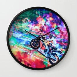 Ludicrous Speed Wall Clock