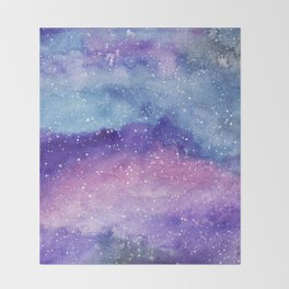 I Need Some Space Throw Blanket