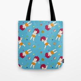 Chu Chu Angel : Pattern Print 6 Tote Bag