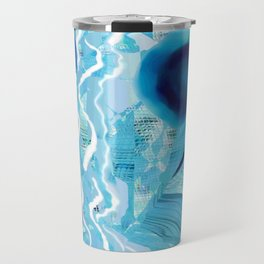 Blue Rivers Travel Mug