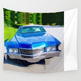 1970 Cadillac Eldorado Wall Tapestry