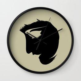 Retro Girl Wall Clock