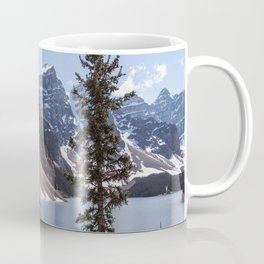 Landscape Photography Lake Moraine Canada Coffee Mug