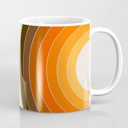 Golden Sonar Coffee Mug