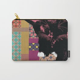 Quilt Nestle Carry-All Pouch