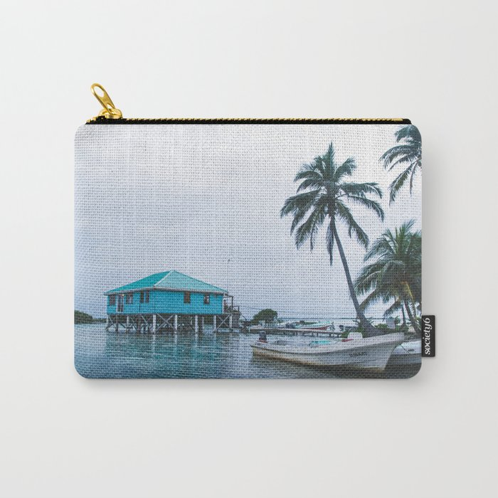 Island Retreat Carry-All Pouch