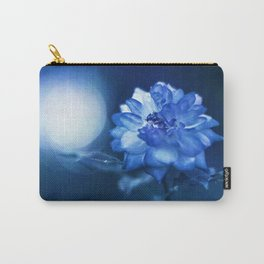 Summer night in the Rose Garden Carry-All Pouch