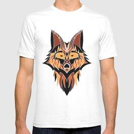 Abstract Fox T-shirt