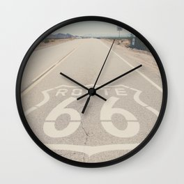 Route 66 ... Wall Clock