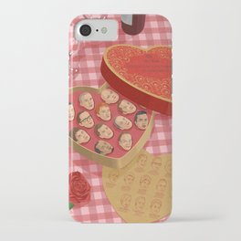 Mr Right iPhone Case