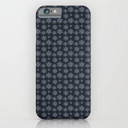 Star of David Vintage Pattern iPhone Case