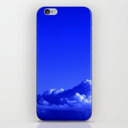Frozen Sky XII iPhone Skin