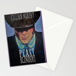 Cillian Murphy as Tommy Shelby Stationery Cards