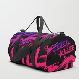 Cereal Killer Duffle Bag