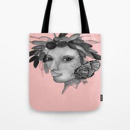 THE INDIAN WOMAN  / ORIGINAL DANISH DESIGN bykazandholly  Tote Bag