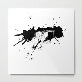 Samurai #12 Metal Print