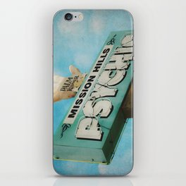 Gypsies, Tramps and Thieves iPhone Skin