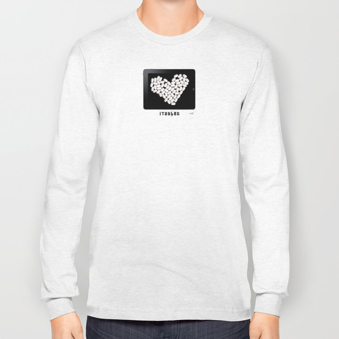 iTablet Long Sleeve T-shirt