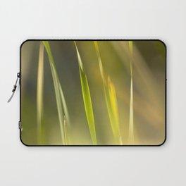 Grass Blades Laptop Sleeve