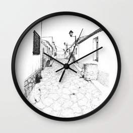 We use to be Wall Clock