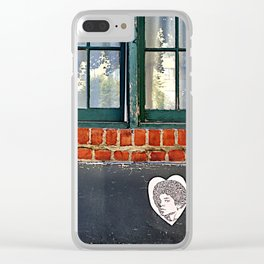 MJ NYC Clear iPhone Case