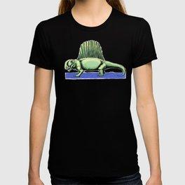 Polychrome Dimetrodon T-shirt