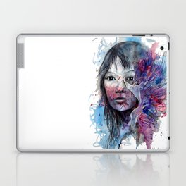 Flabellina by carographic, Carolyn Mielke Laptop & iPad Skin