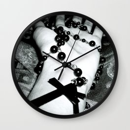 random thoughts flowing through my head. Wall Clock