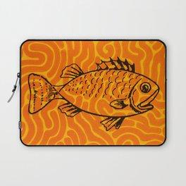 Fish brain reef  Laptop Sleeve