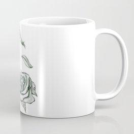 Rose in the wind Coffee Mug